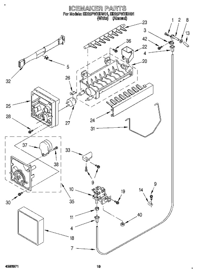 Diagram for ED25PWXDN01