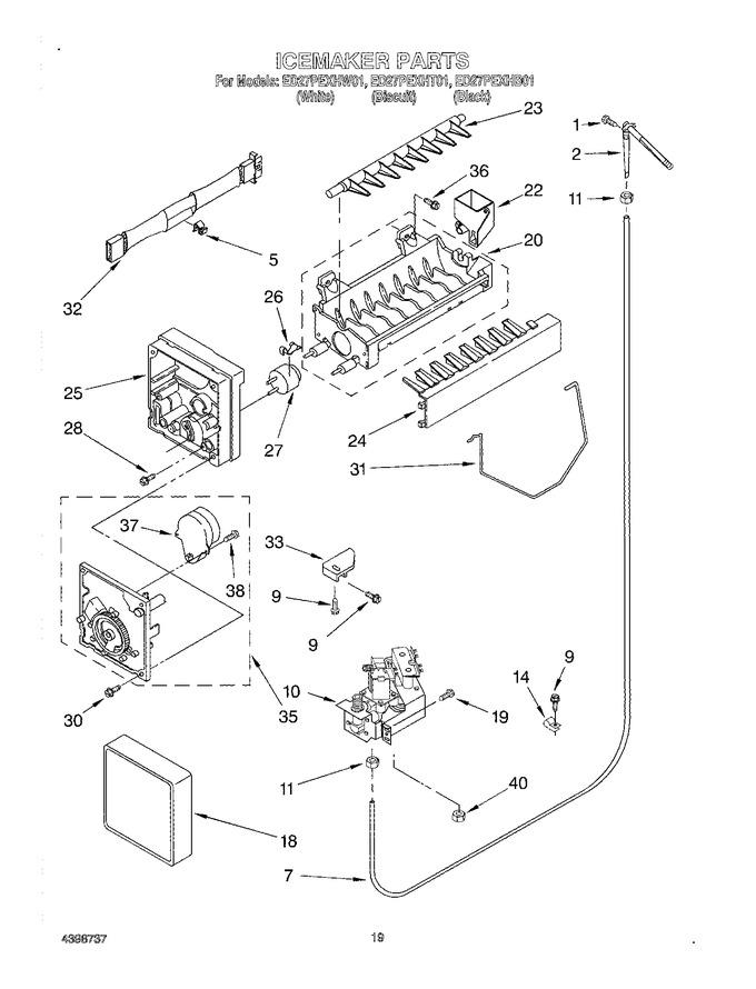Diagram for ED27PEXHT01