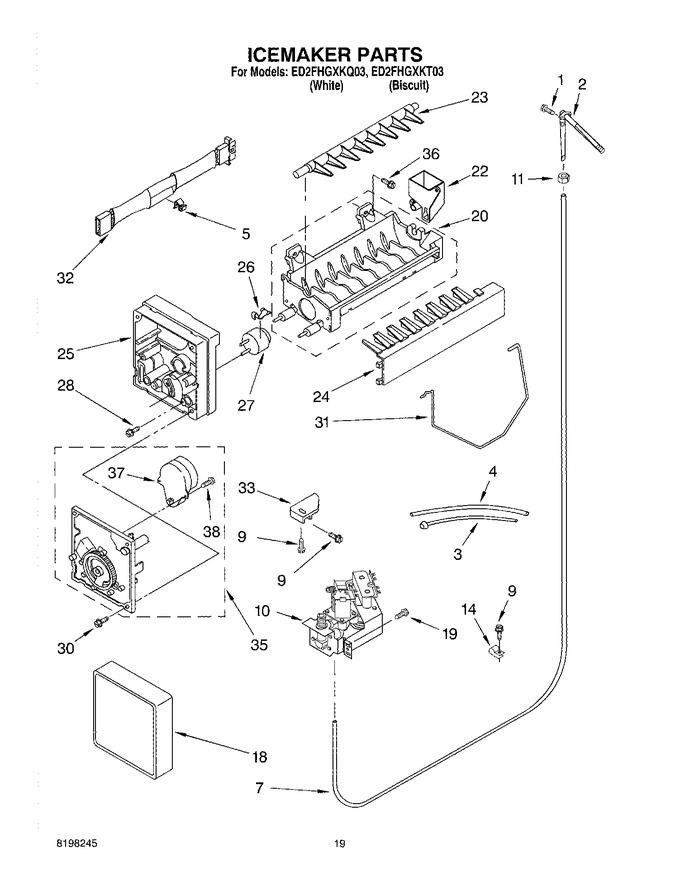Diagram for ED2FHGXKT03