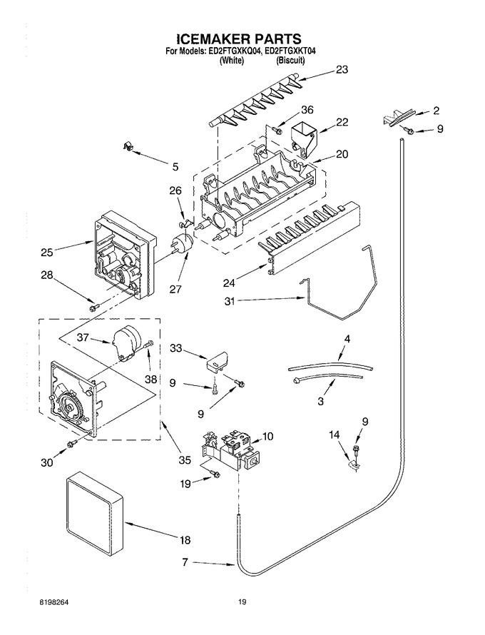 Diagram for ED2FTGXKT04