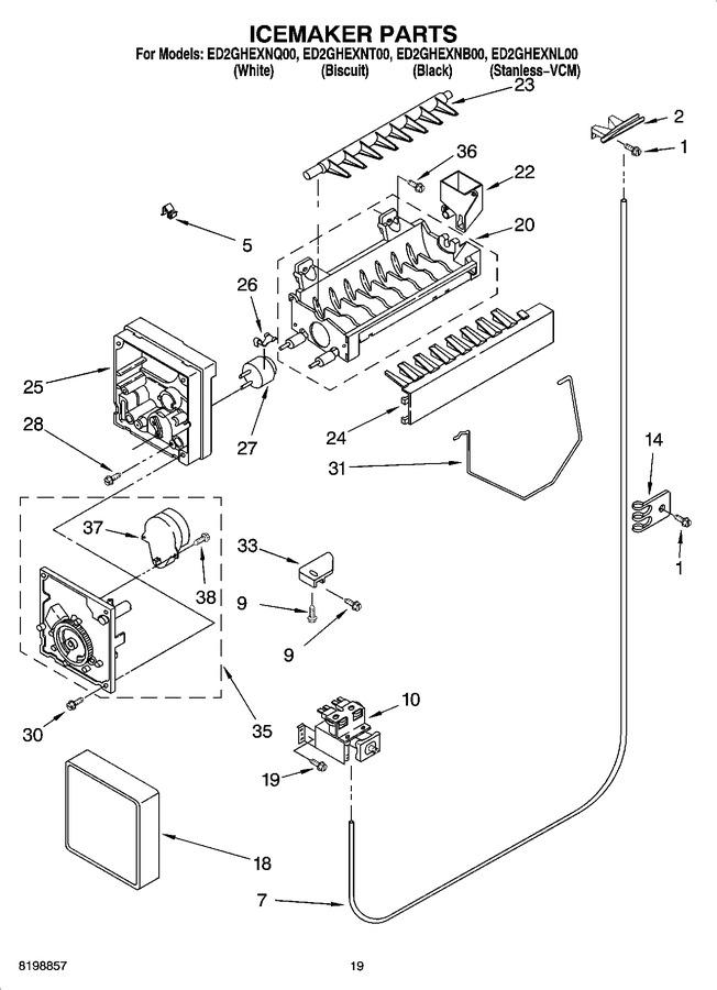 Diagram for ED2GHEXNL00