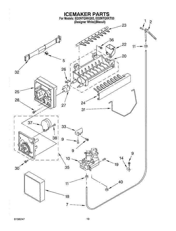 Diagram for ED2NTQXKT03
