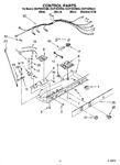 Diagram for 11 - Control Parts