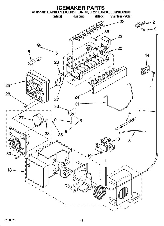 Diagram for ED2PHEXNT00