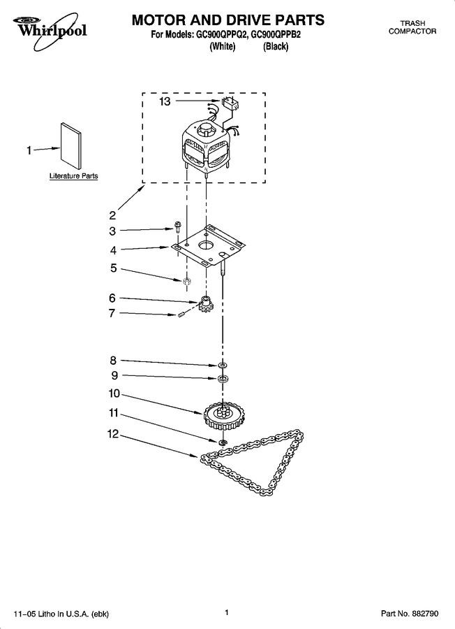Diagram for GC900QPPQ2