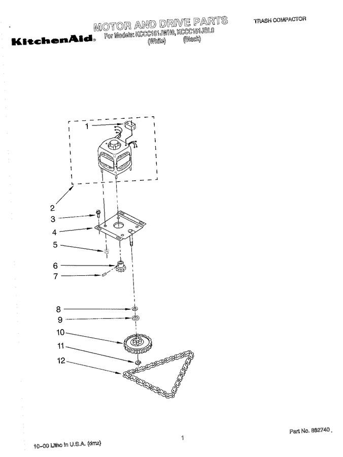 Diagram for KCCC151JWH0
