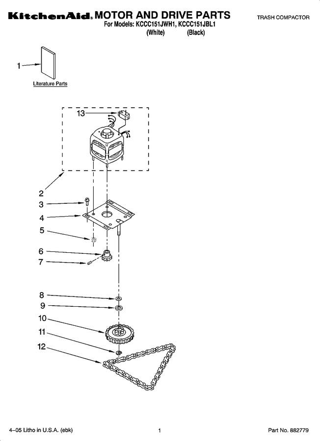 Diagram for KCCC151JBL1