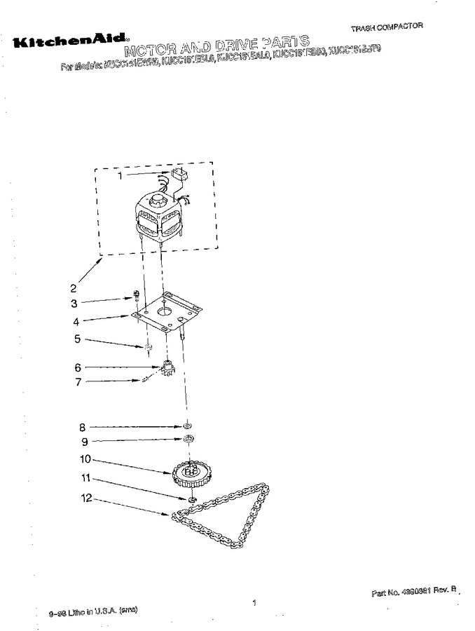 Diagram for KUCC151EBL0
