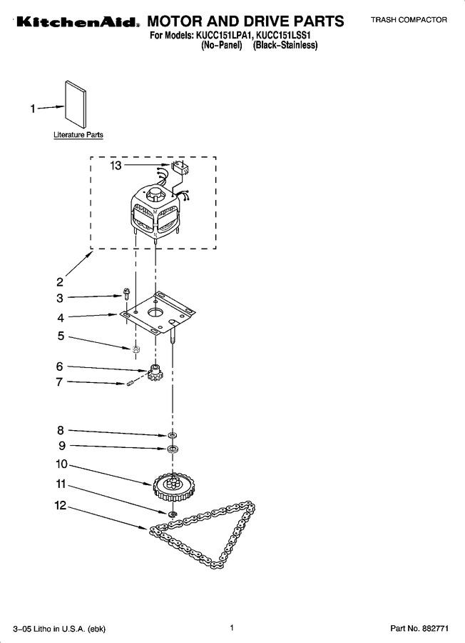 Diagram for KUCC151LPA1