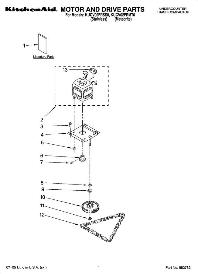 Diagram for KUCV02FRMT0
