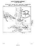 Diagram for 04 - 694670 Burner Assembly