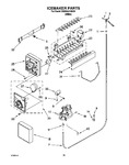 Diagram for 12 - Icemaker, Optional