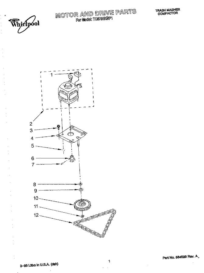 Diagram for TC8750XBP1