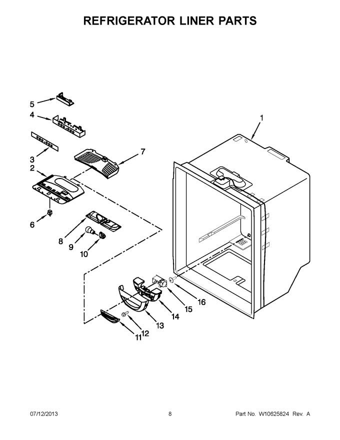 Diagram for GB2FHDXWB07