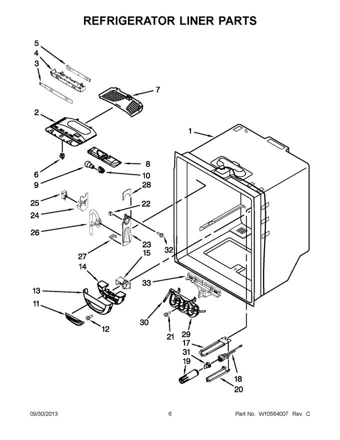 Diagram for KBFS22EWMS9