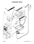 Diagram for 09 - Icemaker Parts
