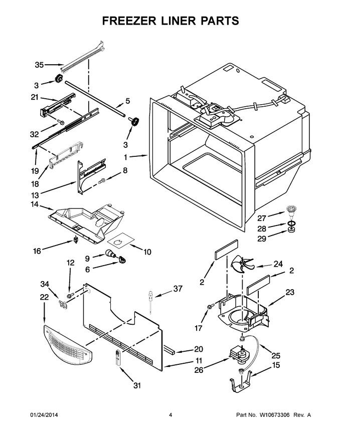 Diagram for KBWS22KCBL00