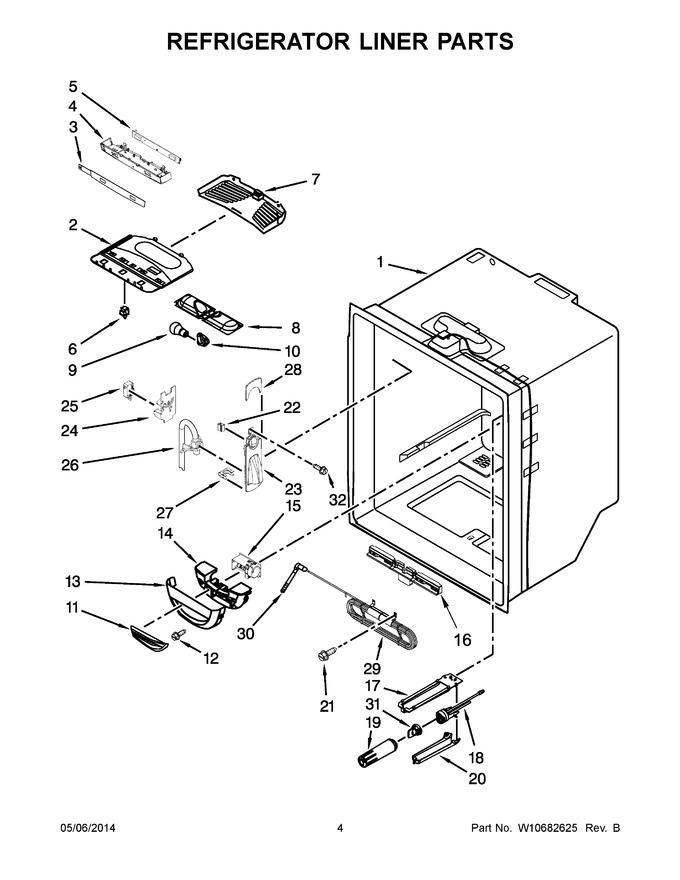 Diagram for KBFS22ECBL00