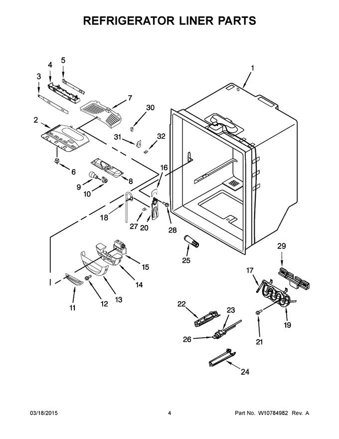 Diagram for KRFC300EBL00
