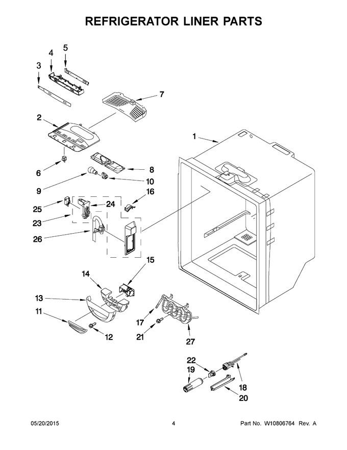 Diagram for KRFC302EBS00