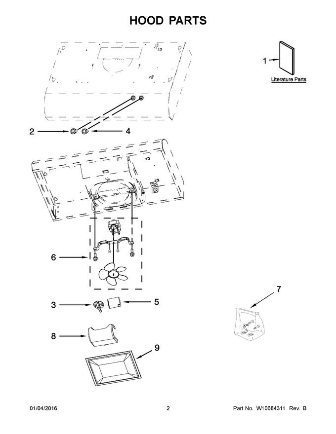 Diagram for UXT4030ADB0