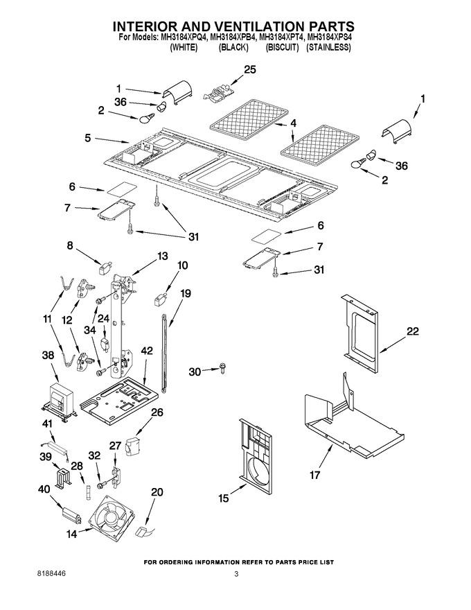 Diagram for MH3184XPQ4