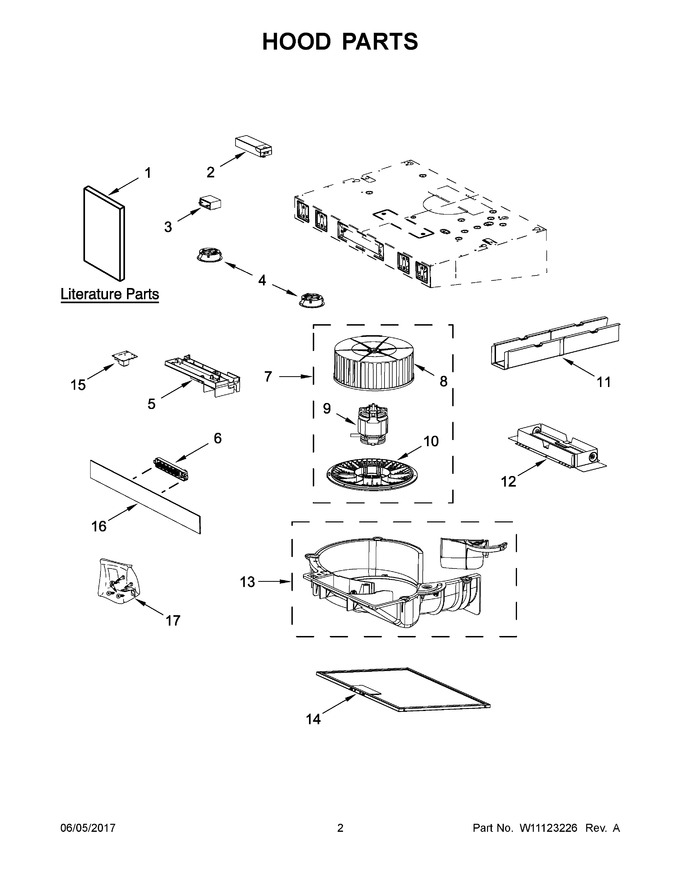 Diagram for WVU57UC6FS0