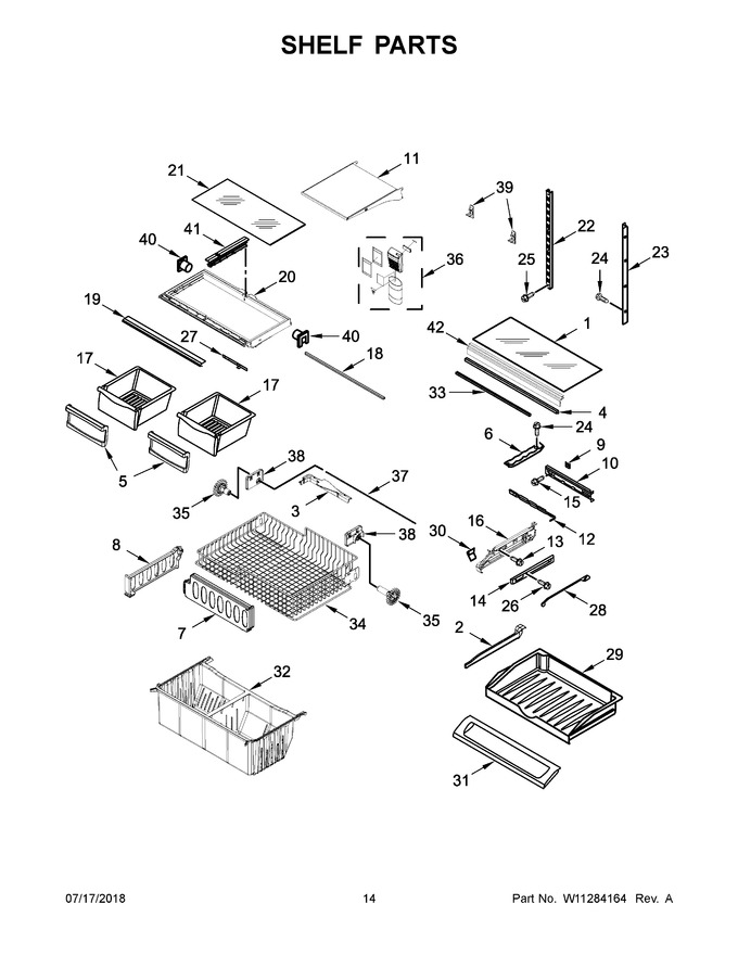 Diagram for WRF532SMHZ01