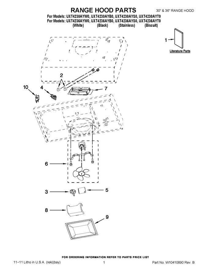 Diagram for UXT4236AYS0