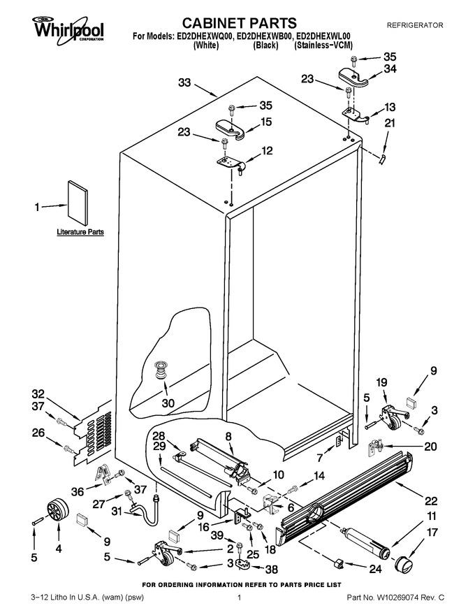 Diagram for ED2DHEXWB00