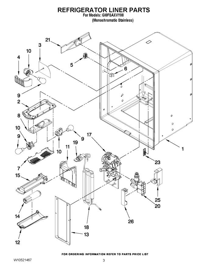 Diagram for GI0FSAXVY08