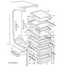 Diagram for 5 - Fresh Food Shelves