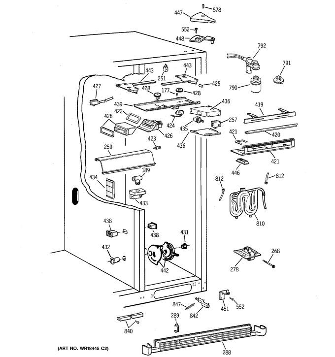 Diagram for TFX30PBZCAA