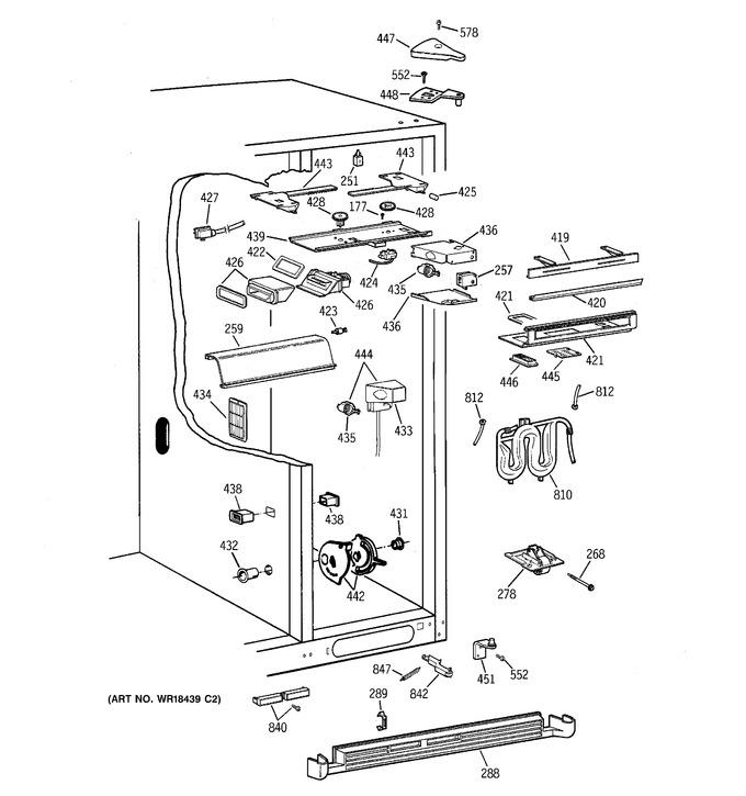 Diagram for TFK30PFZCWW