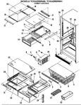 Diagram for 3 - Cabinet Shelving