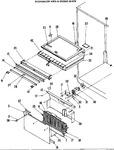 Diagram for 5 - Evaporator Area & Divider Block