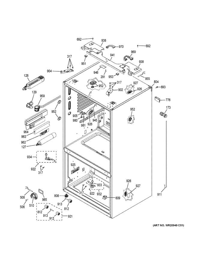 Diagram for CFE28UELBDS