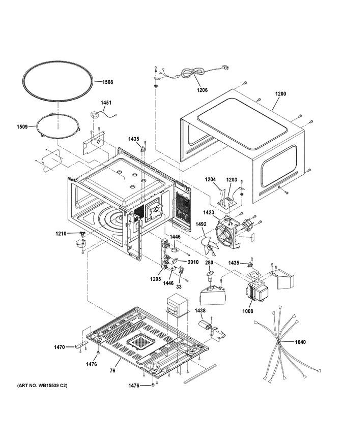 Diagram for PEB7227DL1WW