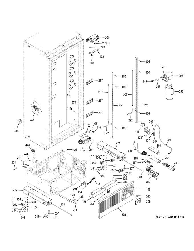 Diagram for ZIR240NPKAII