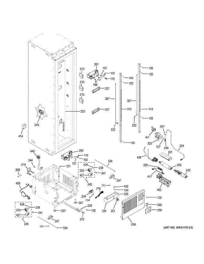 Diagram for ZIF180NPKAII