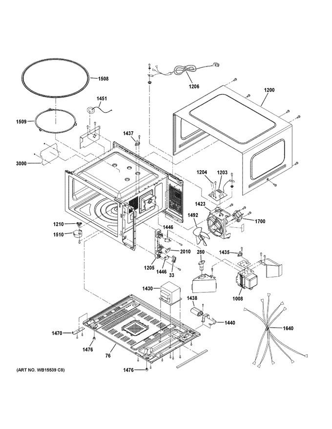 Diagram for PEB7227DL3WW