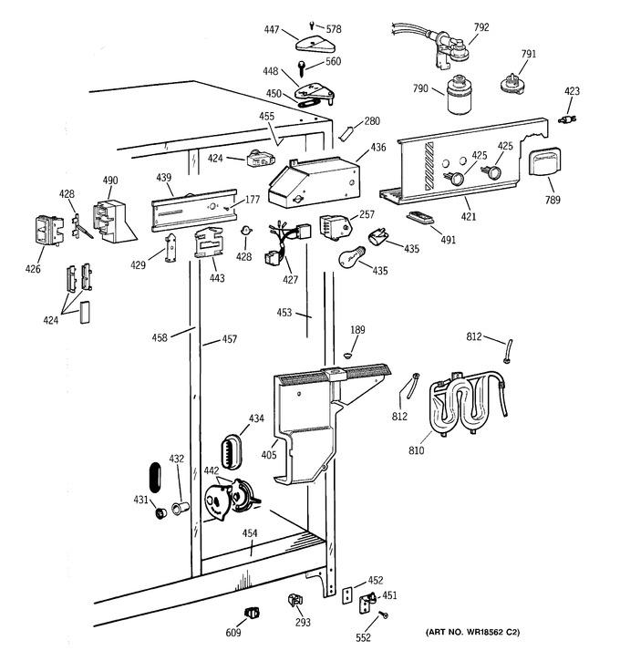 Diagram for TFX22ZPBBWW
