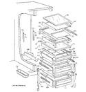 Diagram for 6 - Fresh Food Shelves