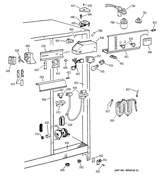Diagram for TFX22XPDAAA