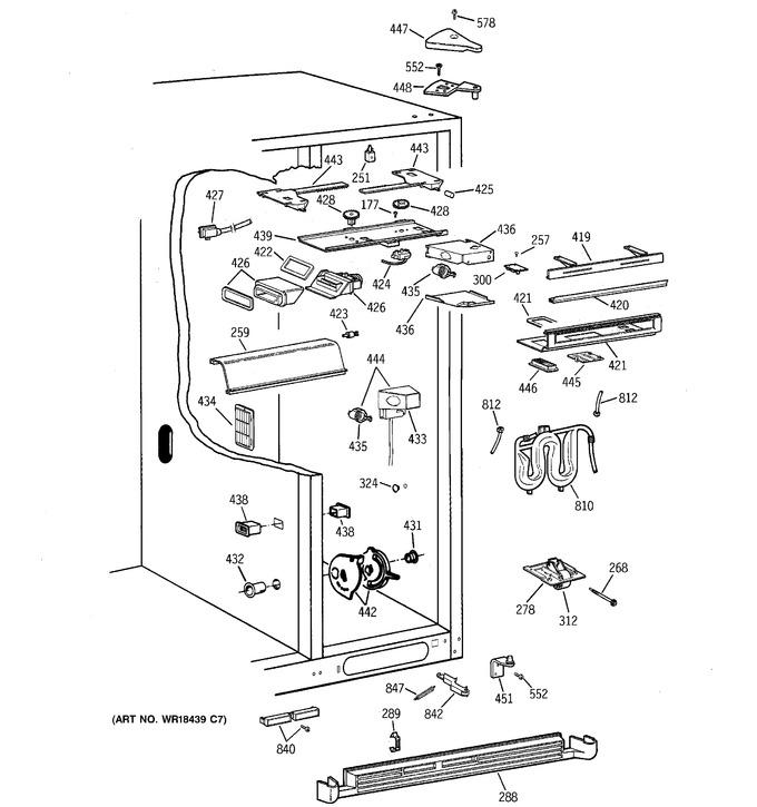 Diagram for TFG30PFCEBB