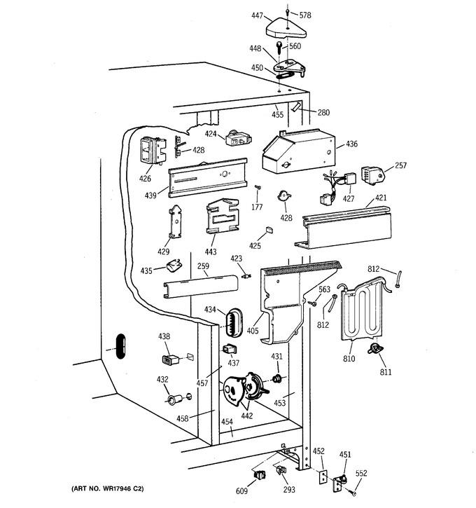 Diagram for TFHA27RRAAD