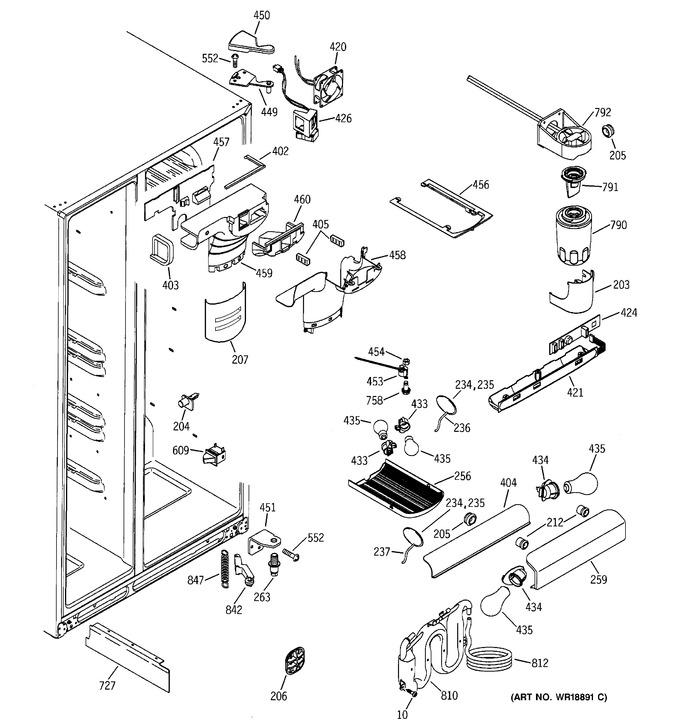 Diagram for ESS25SGMBBS
