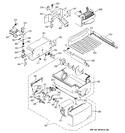 Diagram for 5 - Icemaker & Dispenser
