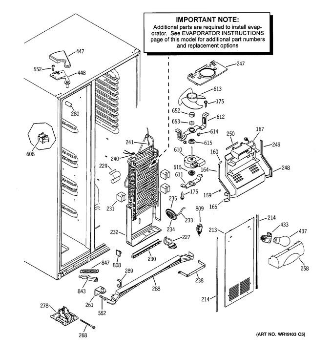 Diagram for GSS25LGMFCC