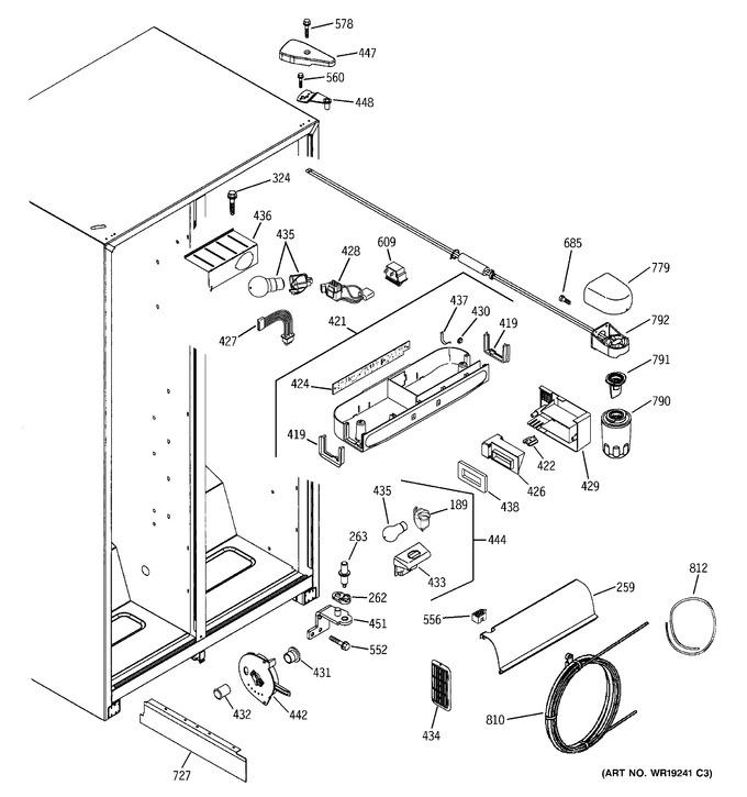 Diagram for ESH22XGPAWW